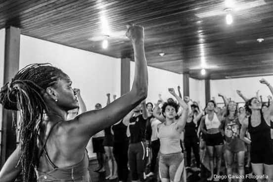 Cuando la danza es un viaje, el viaje es una danza. Volviendo de Brasil.