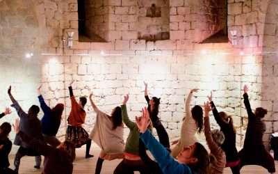 The Church is the new dance floor1 de Diciembre - 11:00Bellcaire de L'Empordà