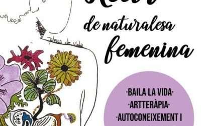 Retir de naturalesa femenina a Portavella (Les Lloses)